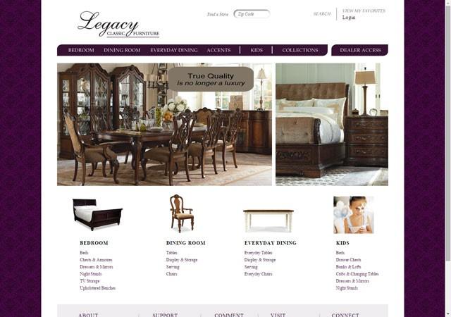 輸入家具 Legacy社