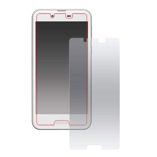 AQUOS sense2 SH-01L/SHV43/SH-M08/Android One S5 フィルム sense SH-01K/SHV40/UQ mobile アクオス センス 液晶保護シール 画面保護 保護フィルム|ushops|05