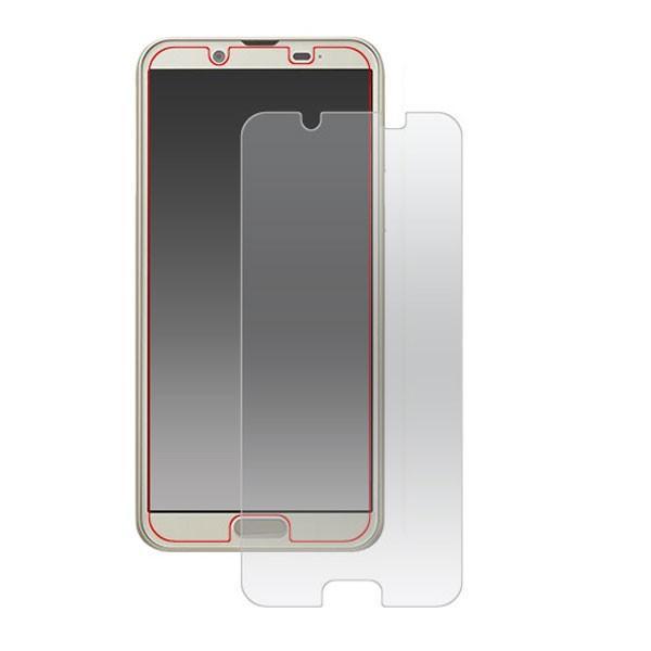 AQUOS sense2 SH-01L/SHV43/SH-M08/Android One S5 フィルム sense SH-01K/SHV40/UQ mobile アクオス センス 液晶保護シール 画面保護 保護フィルム|ushops|04