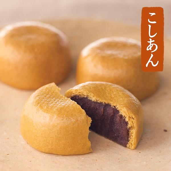 柏屋薄皮饅頭(こしあん)