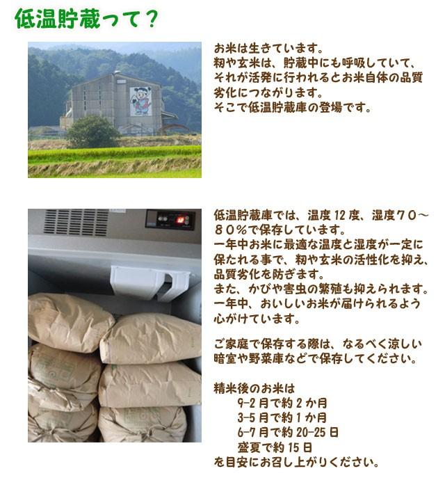 愛媛石鎚山麓久万高原清流米 【送料無料】 白米・玄米対応!