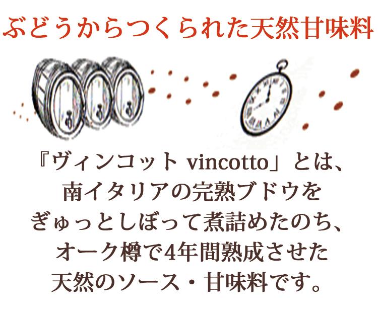 イチジクのヴィンコット