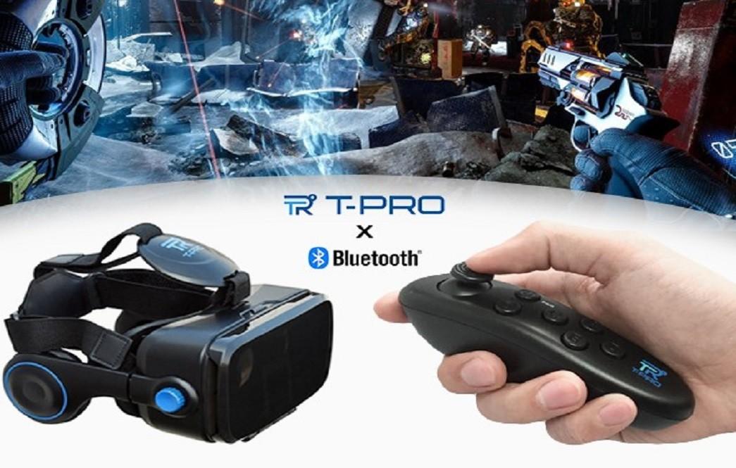 VR×リモコン