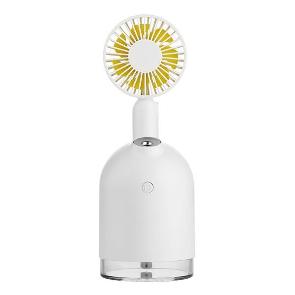 加湿器扇風機 USB 卓上 オフィス アロマ 超音波 充電式 ワイヤレス おしゃれ 静音 かわいい 車載 乾燥 保湿 潤い 宅急便|vaniastore|05