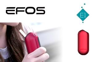 アイコス次世代3D加熱互換機efos
