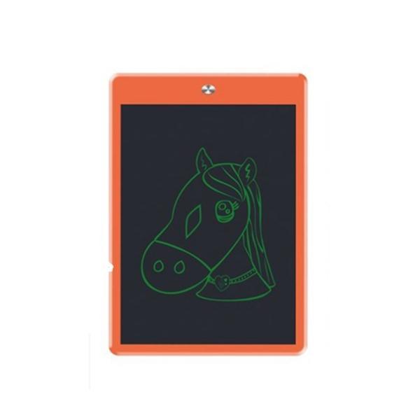 電子メモパッド 10インチ 電子パッド 電子メモ帳 電池式 LCD液晶パネル ペン付き 繰り返し 伝言板 掲示板 黒板 ポータブル 手書きパッド コンパクト お絵描き|vastmart|12