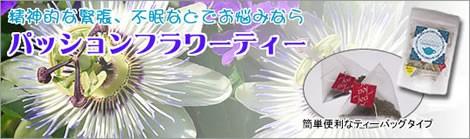 パッションフラワーは、植物性のトランキライザーと呼ばれる元気ハーブ|美と健康のヴィーナース