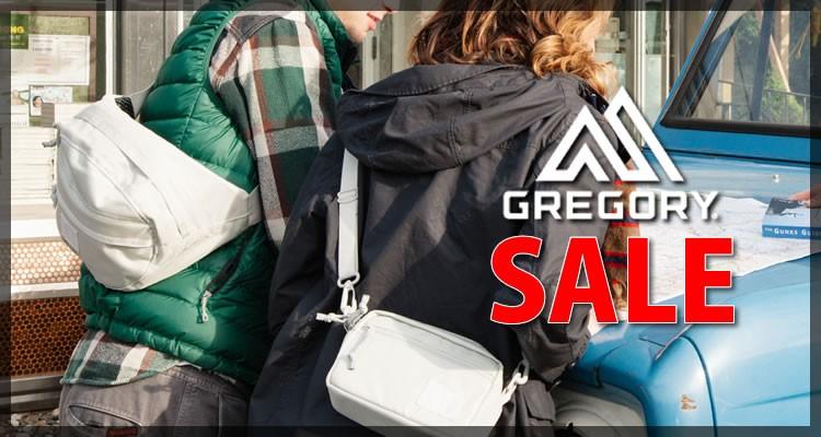 GREGORY グレゴリー SALE