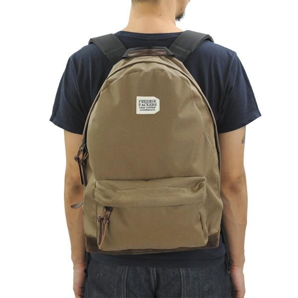 FREDRIK PACKERS 500D Daypack