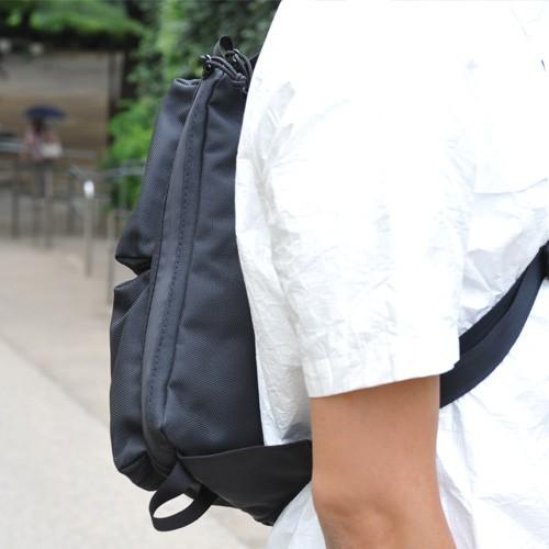 FREDRIK PACKERS Bike Pack Light Ballistic Black Limited Mサイズ
