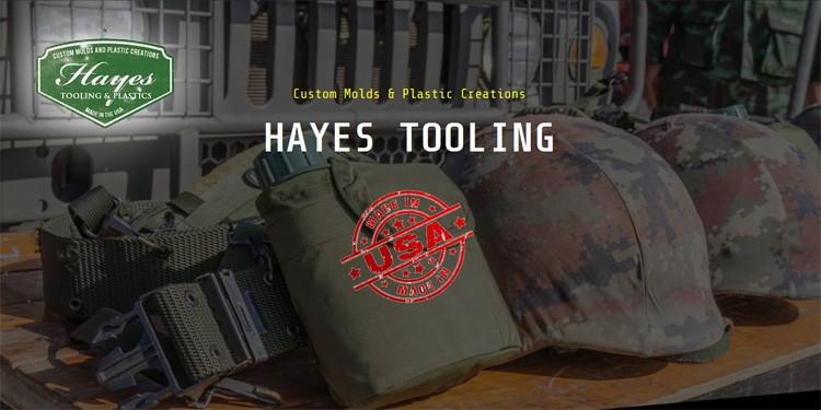 HAYES TOOLING & PLASTICS / ヘイズ ツーリング アンド プラスチック