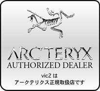 ARC'TERYX正規取り扱い店