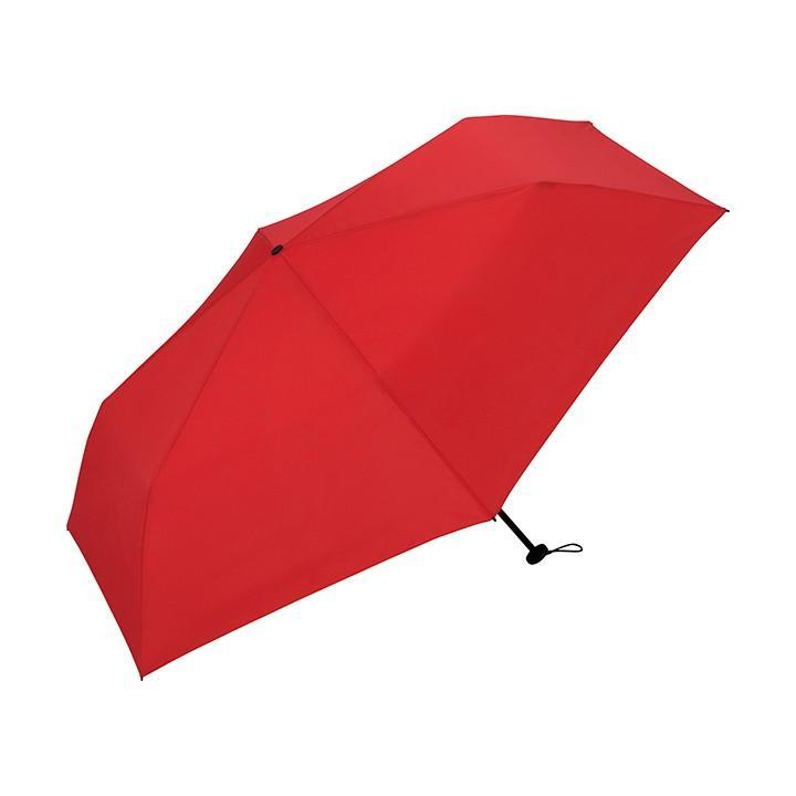 Wpc 折りたたみ傘 軽量 レディース メンズ 男女兼用傘 ポキポキしない エアライト イージーオープン 無地 FOLDING UMBRELLA Wpc ワールドパーティー MSE|villagestore|09