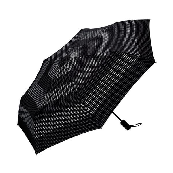 Wpc 折りたたみ傘 自動開閉 軽量 レディース メンズ 男女兼用 日傘 晴雨兼用傘 チェック ボーダー柄 UNISEX ASC Umbrella w.p.c ワールドパーティー MSJ|villagestore|08