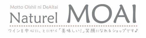 MOAIヤフー店 ロゴ