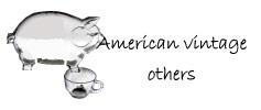 アメリカンヴィンテージ その他 American vintage others