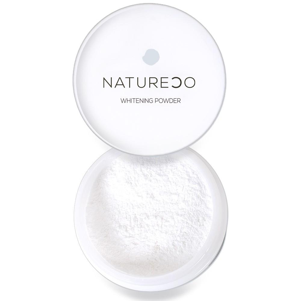歯 ホワイトニング 自宅 おすすめ 歯磨き粉 NATURECO ホワイトニングパウダー 26g