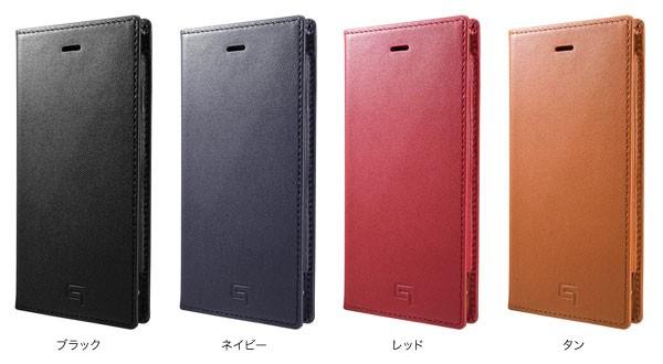 カラー GGRAMAS LC634 Full Leather Case for iPhone 6