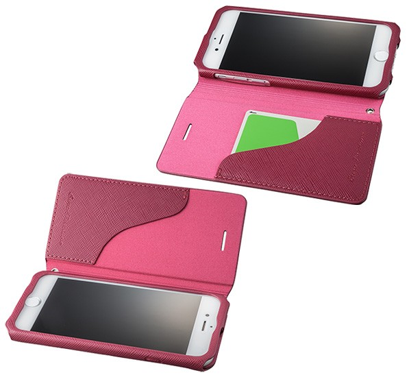 """GRAMAS COLORS Leather Case """"EURO Passione"""" CLC266 for iPhone 7"""