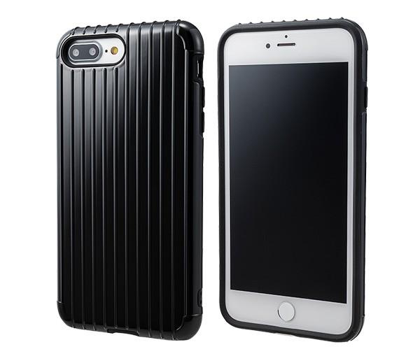 "GRAMAS COLORS ""Rib"" Hybrid case CHC446 for iPhone 7 Plus"