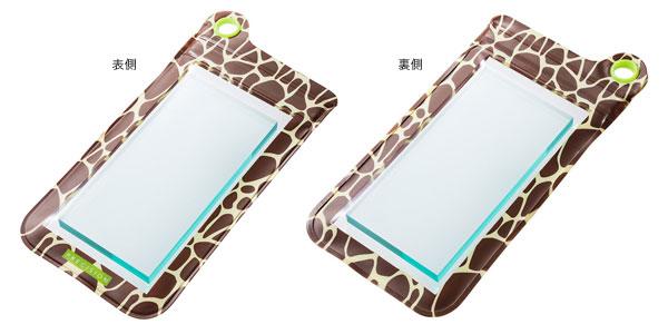PRECISION by GRAMAS SPC104 Splash Proof case for スマートフォン