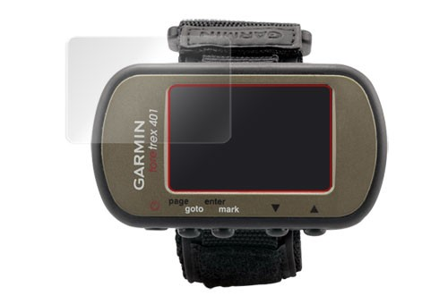 OverLay Brilliant for GARMIN Foretrex 401/301(2枚組) のイメージ画像