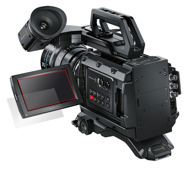 OverLay Brilliant for Blackmagic URSA Mini 4.6K/4K のイメージ画像