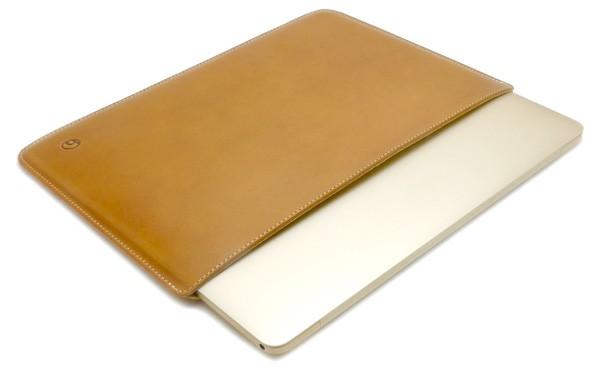 ハンドメイドレザーケース for MacBook 12インチ