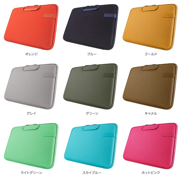 カラー Cozistyle Canvas Smart Sleeve for MacBook Air 11インチ(Early 2015/Early 2014/Mid 2013/Mid 2012/Mid 2011/Late 2010)/MacBook 12インチ