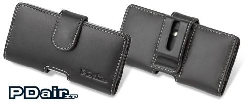 PDAIR レザーケース for Xperia(TM) arc SO-01C ポーチタイプ