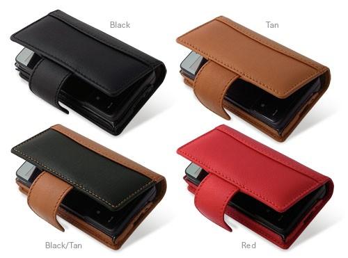 Piel Frama レザーケース for HTC Touch Pro カラーバリエーション
