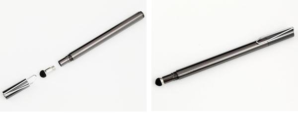 MetaMoJi オリジナルスタイラスペン Su-Pen mini(MSモデル)(メッキ版)