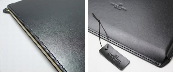 丑や レザーケース for MacBook 12インチ