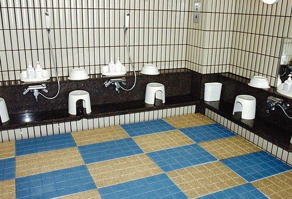 温泉施設 大浴場