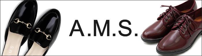 エー・エム・エス | A.M.S.