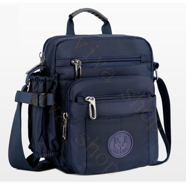 swisswin ショルダーバッグ ビジネスバッグ 大容量 メンズ バッグ レディース 斜めがけバッグ ミニショルダーバッグ 撥水 アウトドア 旅行 通勤 スクールバッグ viva-v1 18