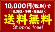 1万円で送料無料