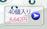 40個入り6,642円