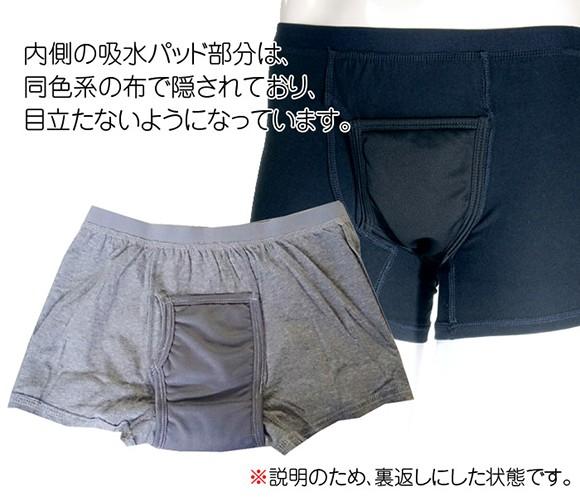 男性用 失禁パンツ