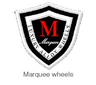 Marquee wheels マーキーホイール
