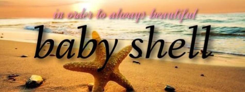 babyshell shop