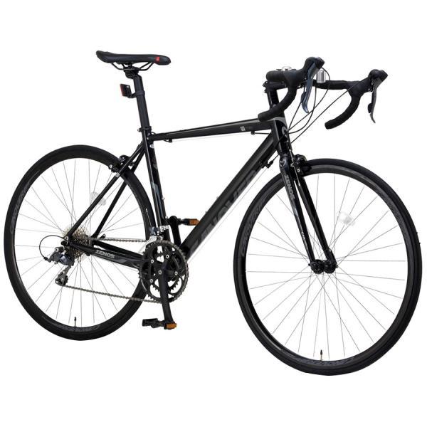 ロードバイク 自転車 700c シマノ16段変速 超軽量 アルミフレーム デュアルコントロールレバー 送料無料 CANOVER カノーバー CAR-011 ZENOS|voldy|19