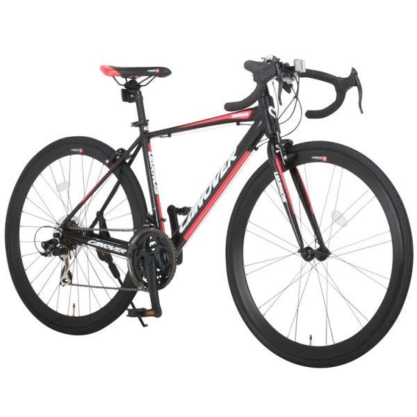ロードバイク 自転車 ロードレーサー 700c シマノ21段変速 超軽量 アルミフレーム 送料無料 CANOVER カノーバー CAR-015 UARNOS|voldy|22