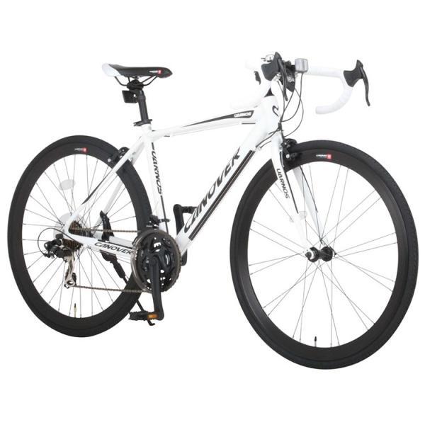ロードバイク 自転車 ロードレーサー 700c シマノ21段変速 超軽量 アルミフレーム 送料無料 CANOVER カノーバー CAR-015 UARNOS|voldy|23