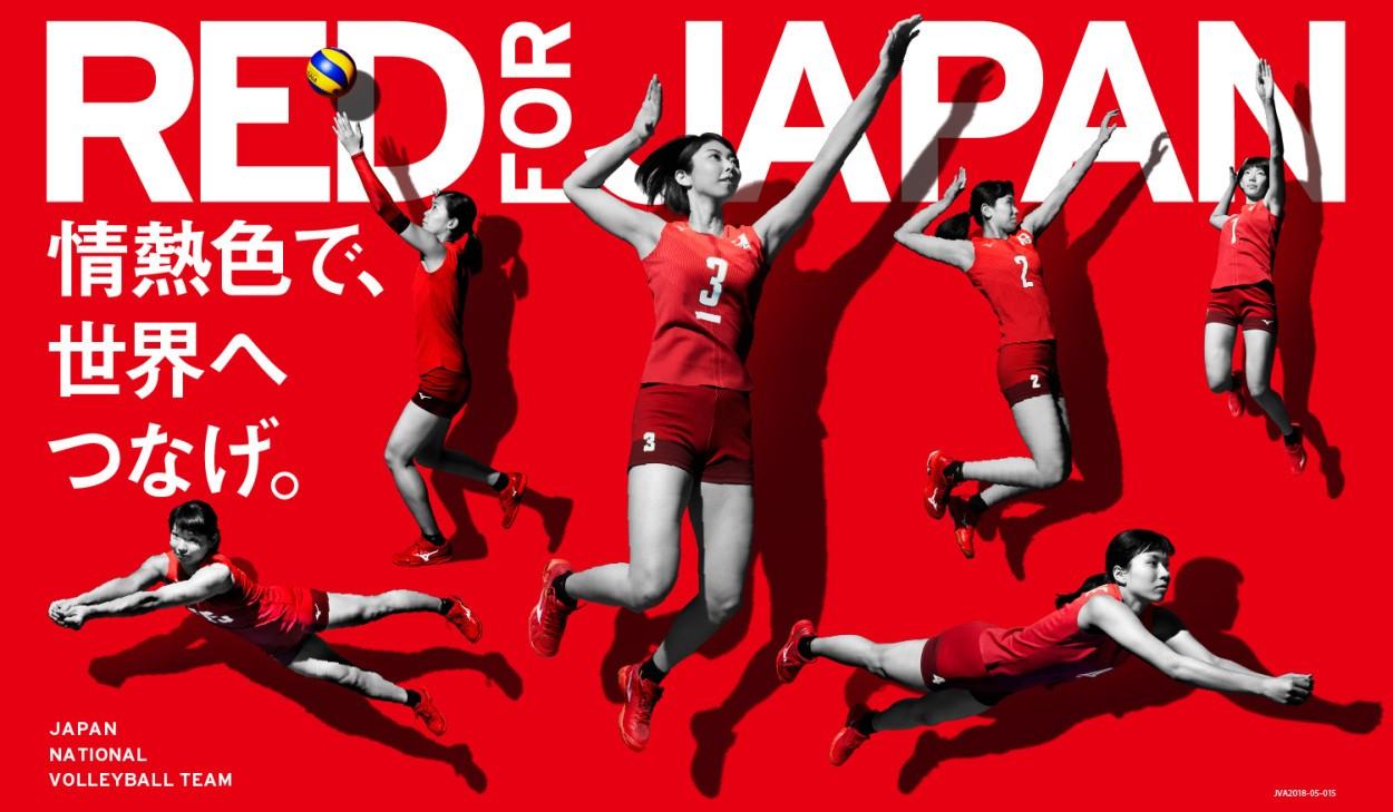 世界バレー全日本女子モデル予約開始