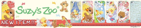 スージーズーiPhone 3DSLL 3DS nano iPod
