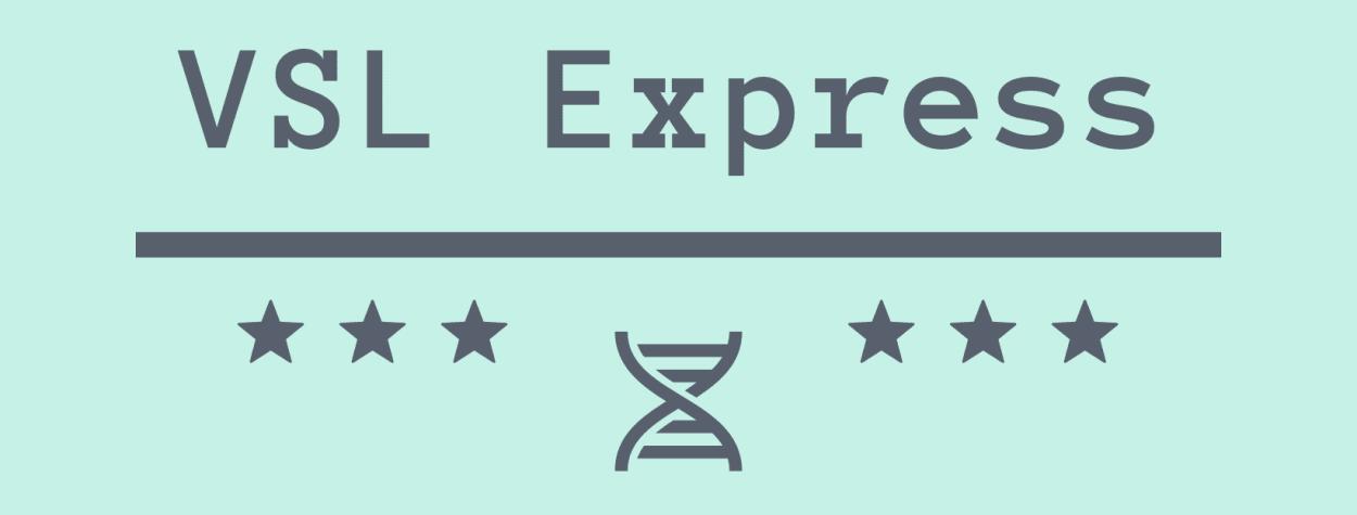 VSL Express ロゴ