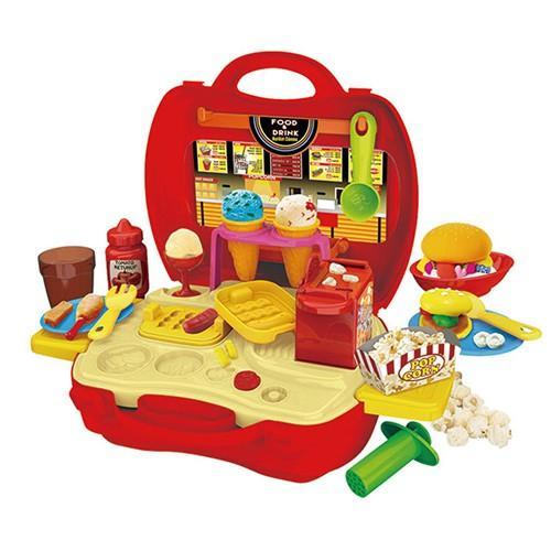 おままごとセット キッチン おもちゃ なりきりごっこあそびセット 男の子 女の子 2歳 3歳 4歳 メイク トリマー 猫 犬 ネコ イヌ クリスマス プレゼント RSL vt-web 18