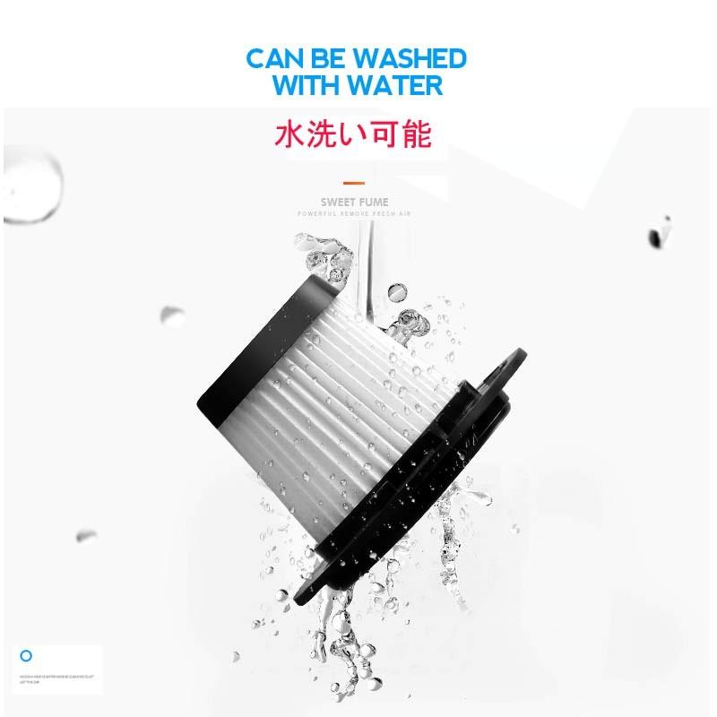 コードレス充電式 ハンディクリーナー 車用 掃除機 乾湿両用 強力サイクロン方式 ハンディー クリーナー 家庭用 車載 ACアダプター付 シガーソケット電源