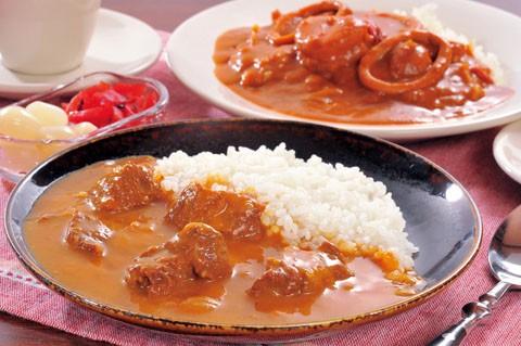 三陸海鮮料理 釜石 中村家 三陸の海カレーセット 4食入り